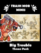 Big Trouble: Theme Pack