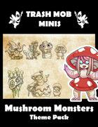 Mushroom Monsters: Theme Pack