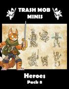 Heroes: Pack 8