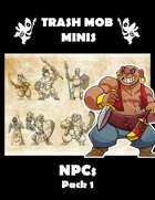 NPCs: Pack 1