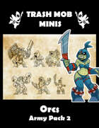 Orcs: Army Pack 2