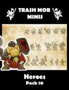 Heroes: Pack 10