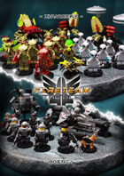 Fireteam: Tactics - Agency VS Invaders