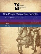 Non-Player Character Sampler