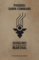 Phoenix: Dawn Command Manual
