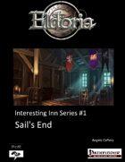 Interesting Inn Series #1 Sail's End