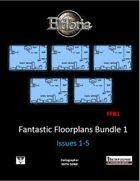 Fantastic Floorplans Bundle 1 [BUNDLE]
