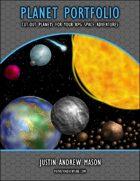 Planet Portfolio 1