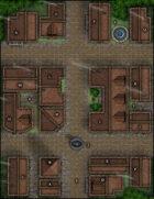 VTT Map Set - #005 City Streets