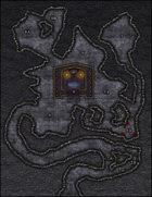 VTT Map Set - #009 Shrine to the Umber God