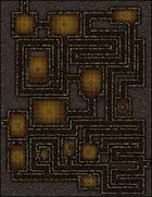 VTT Map Set - #012 Smuggler Tunnels