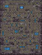 VTT Map Set - #015 Maze of Reflections