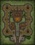 VTT Map Set - #019 Paladin Stronghold