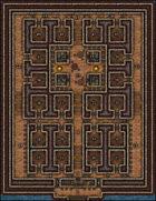 VTT Map Set - #021 Imperial Prison