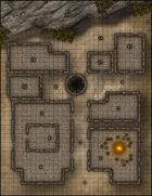 VTT Map Set - #026 Abandoned Desert Outpost