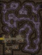 VTT Map Set - #030 Underworld Bazaar