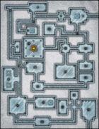 VTT Map Set - #031 Glacial Delve