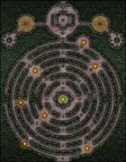 VTT Map Set - #032 Tomb of the Serpent King