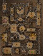 VTT Map Set - #033 Into the Den of Rust