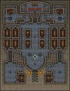 VTT Map Set - #034 The Grand Court