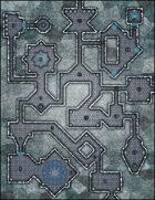 VTT Map Set - #035 The Diamond Keep