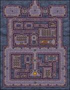 VTT Map Set - #036 Magicana Academy for Wizards