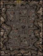 VTT Map Set - #045 Ruins of the Lost City