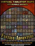 Complete Fantasy Adventure VTT Bundle [BUNDLE]