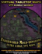 VTT Bundle: Underworld Mega-Dungeons [BUNDLE]