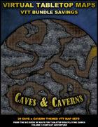 VTT Bundle: Caves & Caverns [BUNDLE]