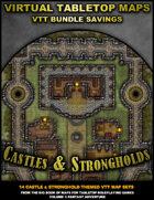 VTT Bundle: Castles & Strongholds [BUNDLE]