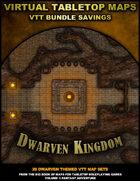 VTT Bundle: Dwarven Kingdom [BUNDLE]