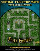 VTT Bundle: Elven Empires [BUNDLE]