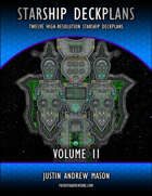 Starship Deckplans II
