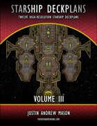 Starship Deckplans III