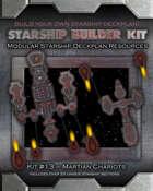 Starship Builder Kit: #13 - Martian Chariots