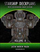 Starship Deckplans V