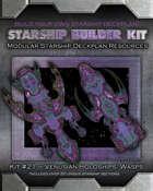 Starship Builder Kit: #21 - Venusian Holoships: Wasps