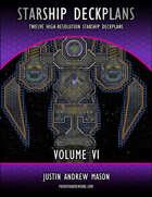 Starship Deckplans VI