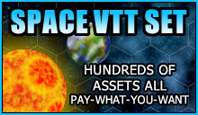 Space VTT Set