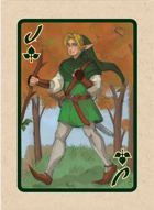 Playing Cards of Time