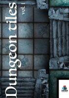 Dungeon Tiles set vol. 1