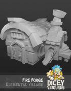 Elemental Village - Fire Forge