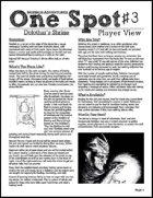 One Spot #3: Dolothar's Shrine