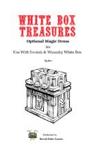 White Box Treasures [Swords & Wizardry]