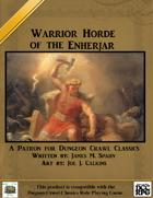 Warrior Horde of the Einherjar