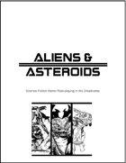 Aliens & Asteroids Quickstart