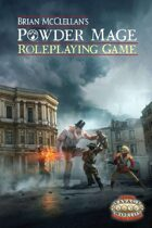 The Powder Mage Roleplaying Game