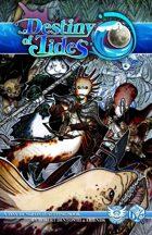 Destiny of Tides: Quickstart Characters