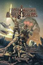 Solar Blades & Cosmic Spells (Variant Cover)
